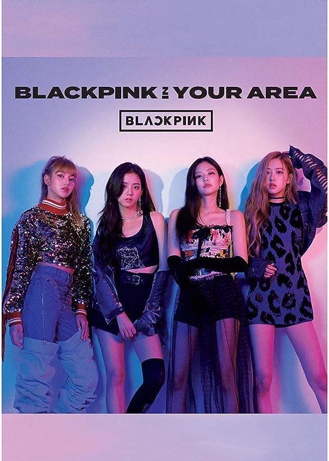 Póster de Teblacker Blackpink, Kpop Blackpink New Album, Kill This Love,  ROSÉ Lisa Jennie JISOO sin decoloración, Style 27, Normal: Amazon.es:  Juguetes y juegos