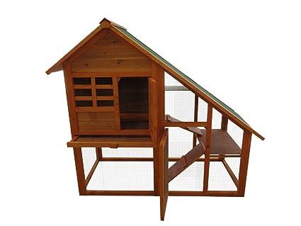 Conejeras, caseta para conejos, caseta para roedores, caseta de exterior para cobayas,