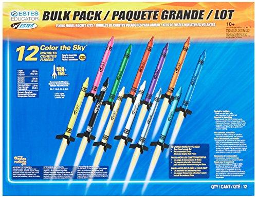 Estes 1715 Color The Sky Bulk Pack, Grade: 3 to 12 (Pack of -