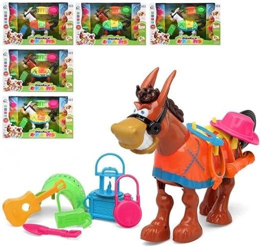 Comercial G.C. Juego de Mesa para Toda la Familia Donkey Brain ...