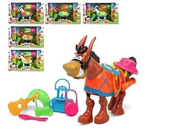 Comercial G C Juego De Mesa Para Toda La Familia Donkey Brain Para