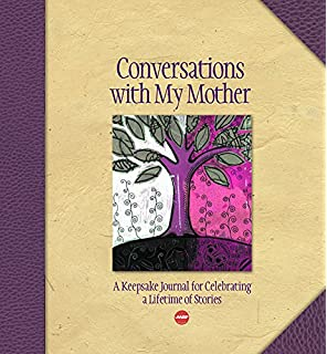 The book of me a do it yourself memoir notebook diary conversations with my mother a keepsake journal for celebrating a lifetime of stories aarp solutioingenieria Image collections
