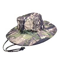 3D Unisex Leaves Camo Ghillie Caps Outdoor Hunting Fishing Bionic Camo Hats Army War Games Camo Sunshade Baseball Caps