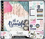 #5: Me & My Big Ideas Life is Beautiful Undated 12-Month Big Planner Box Kit