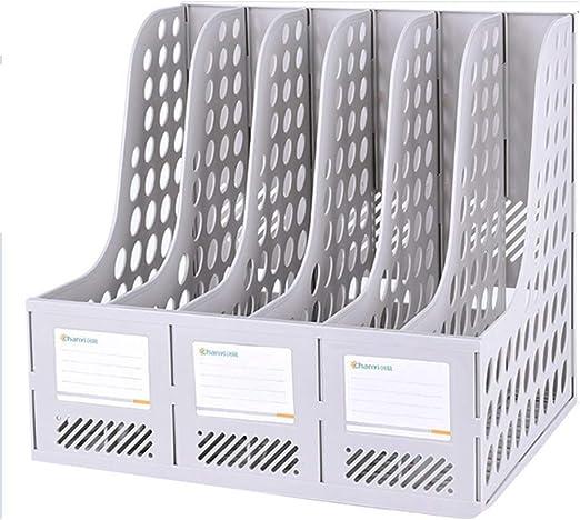 File Shelf ZDDAB Archivador 6 Columna Oficina Caja de ...