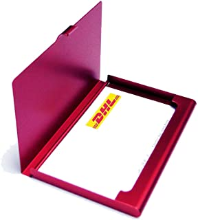 Tapp Collections™ Business Name Card Holder Aluminum Case