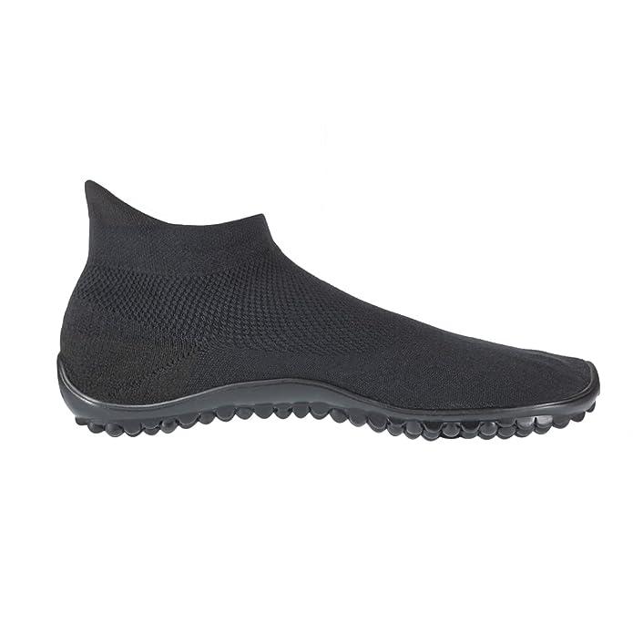 Leguano - Botines negros extremadamente ligeros, color Negro, talla 46-47 EU / XXL: Amazon.es: Zapatos y complementos