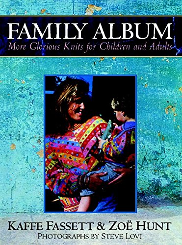 Read Online Family Album: Knitting for Children and Adults (Taunton Books & Videos for Fellow Enthusiasts) pdf epub