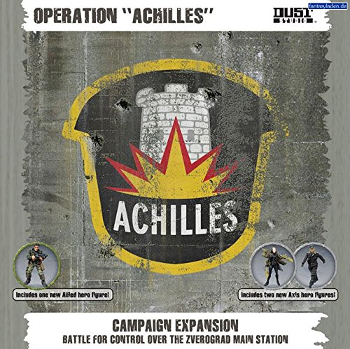 Operation Achilles Campaign Expansion Game