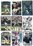 Lot of (25) Seattle Mariners Baseball Cards - Fan Favorites, Stars, Rookies & More!