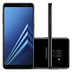 Smartphone Samsung Galaxy A8 Plus Dual Chip 64GB Tela de 6 Câmera de 16MP