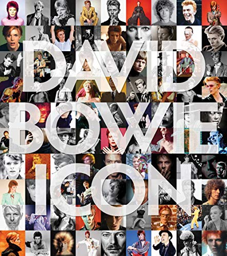 Book Cover: David Bowie: Icon: The Definitive Photographic Collection