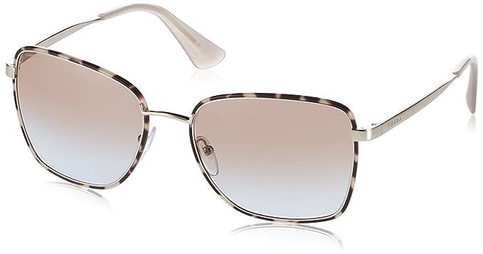 Prada Sonnenbrille 52SS Pale Gold, 58