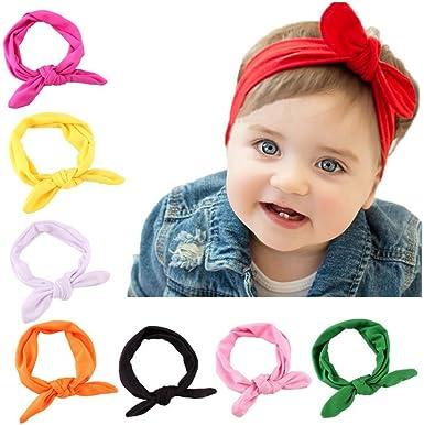 Nylon Headband Newborn headbands nylon headbands newborn headband,baby girl headbands Baby headbands TOP KNOT Baby Headband