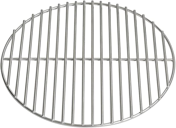 14 Inch 201 Stainless Steel Charcoal Grill Cooking Replacement Grate For us...