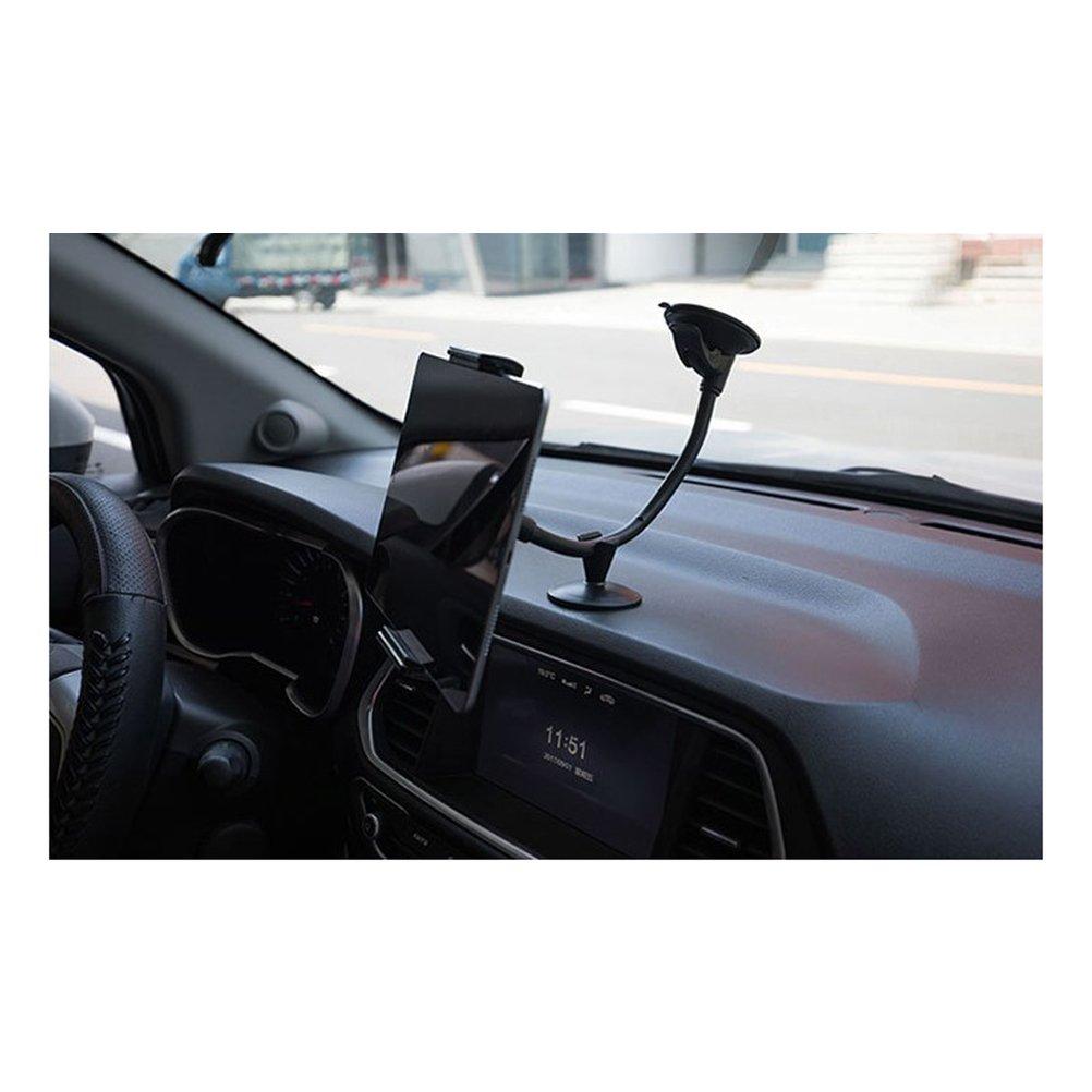 UKCOCO Universel Flexible Long Bras Support de T/él/éphone Rotatif Support de T/él/éphone LP-3A