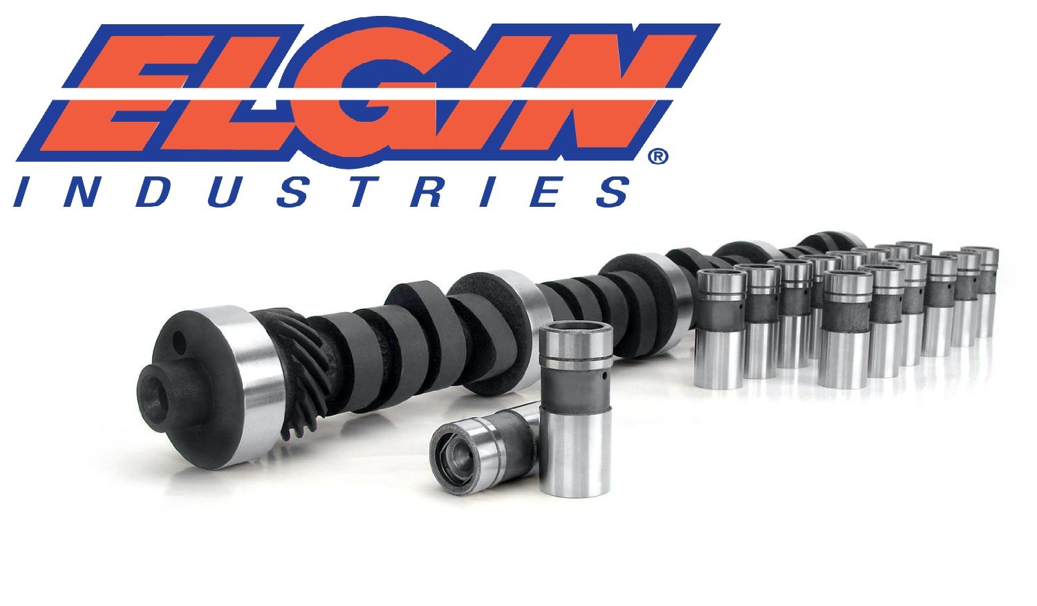 Elgine Pro Stock Performance Cam & Lifters 219/219 Dur 505/505 Lift Ford sb 351C 351M 400 ELgin Industries