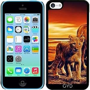 Funda para Iphone 5c - Familia Del León by Gatterwe