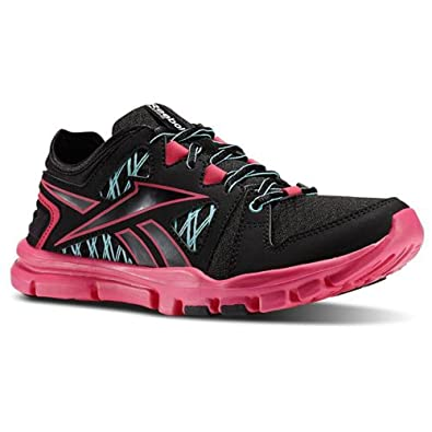 92b60077e0cf10 Reebok Yourflex Trainette Gym Ladies Trainers V55806 RRP £45  Amazon.co.uk   Shoes   Bags