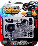 Max Traxxx Police Chief Light Up Marble Tracer Racer Gravity Drive Car