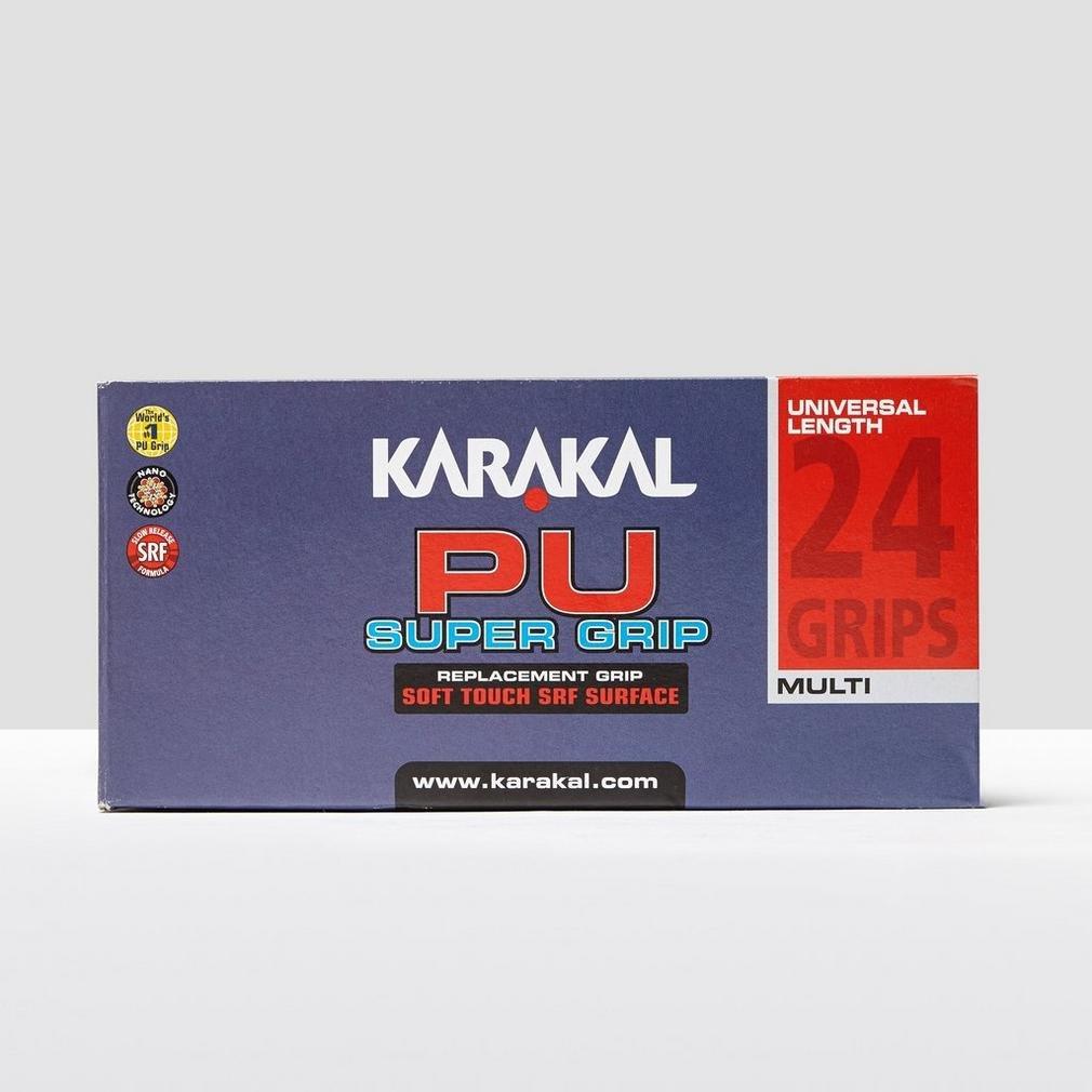 Karakal PU Super Squash Grips (Assorted Colours) product image