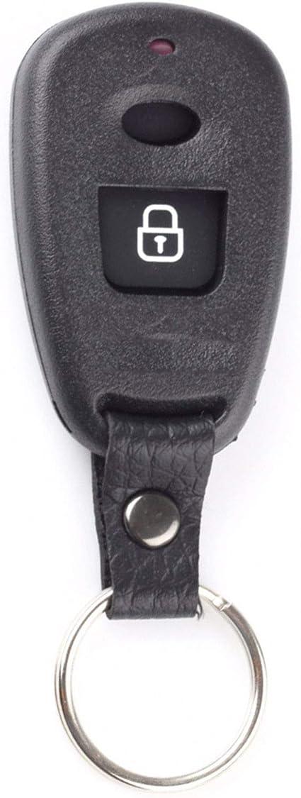Kn8 Reparatur Schlüsselgehäuse Mit 2 Tasten Für Hyundai Elektronik