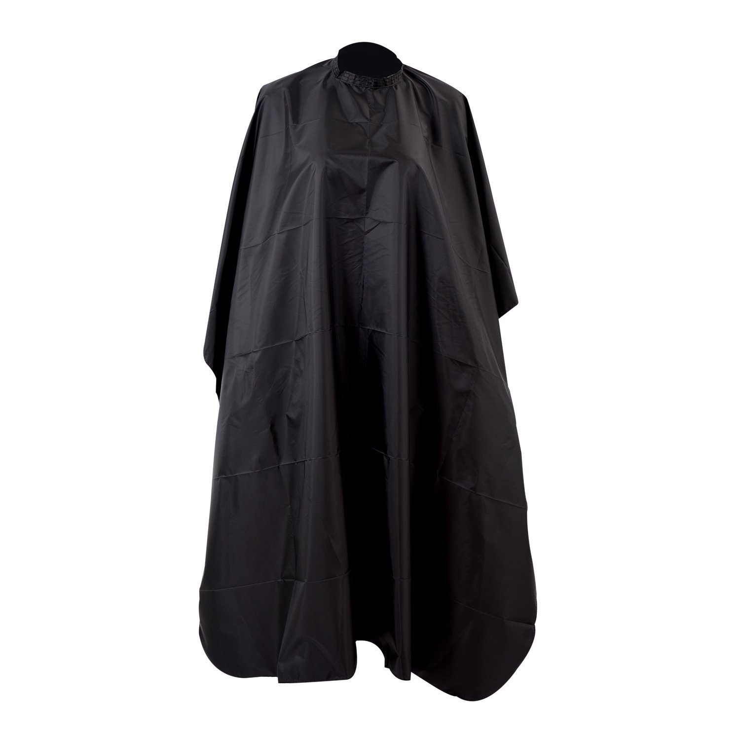 Toogoo(R) Black Hair Cut Hairdressing Hairdressers Barbers Cape Gown