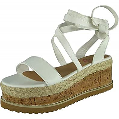 30eb2373123 Loud Look Ladies Espadrilles Wedges | Chloe Espadrilles | Castaner  Espadrilles | Strappy Wedges | Tie Up Espadrilles | Lace Up Espadrilles |  Wedge ...
