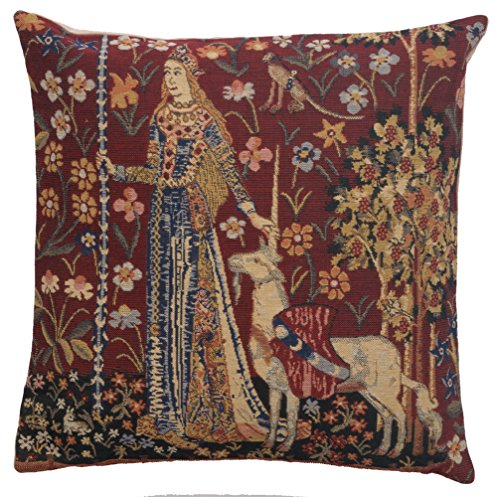 Home Furnishing Cushion Cover - Touch Belgian Cushion Cover