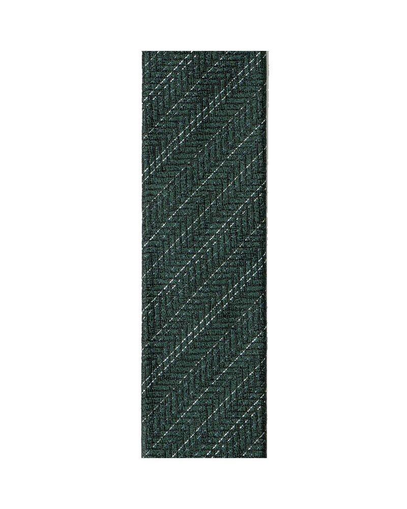 Trafalgar Ravello Green Pinstripe Silk Brace