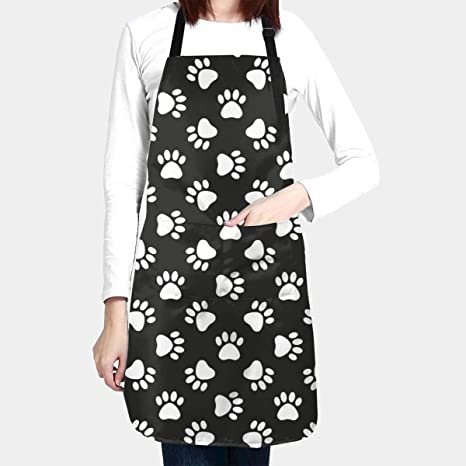 dog show apron paw print gifts pet grooming apron paw print apron Dog grooming tools PERSONALIZED Pet Grooming Apron Pet lover gifts