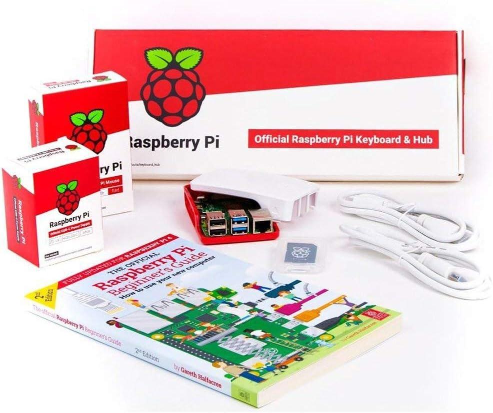 RP Raspberry Pi 4 Official Desktop Kit