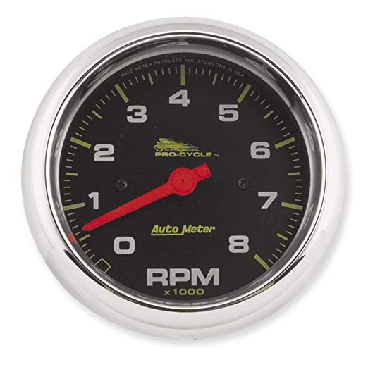 Auto Meter Tach Wiring Pro Cycle | Wiring Diagram on