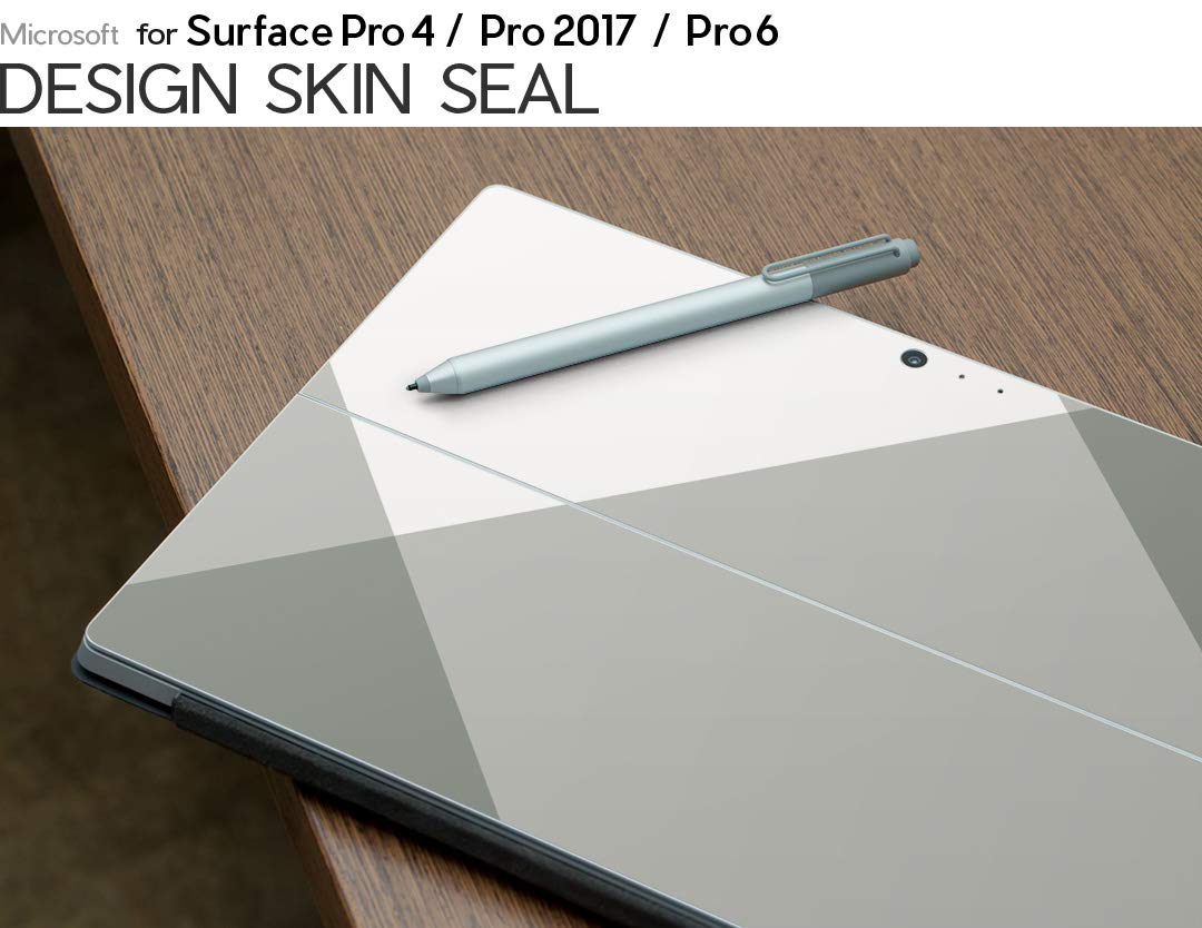 2018 igsticker Ultra Thin Protective Back /& Side Body Stickers Skins Universal Tablet Decal Cover for Microsoft Surface Go 009290
