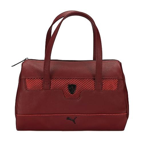 075693eaf7 Puma Ferrari LS Hand Women's Bag: Amazon.in: Shoes & Handbags