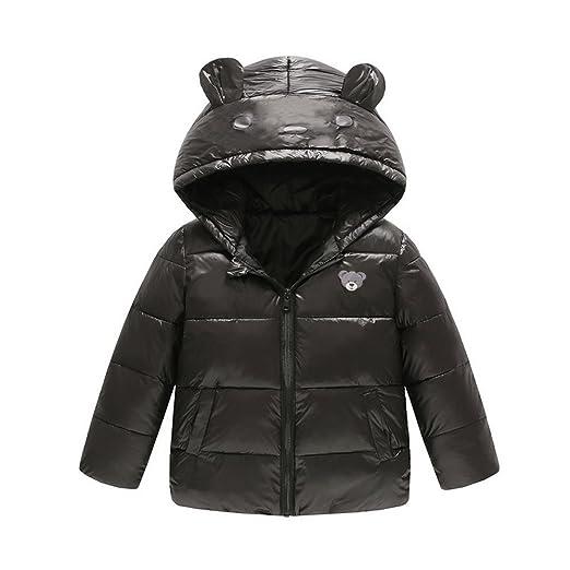 c78108e04 Amazon.com  SOWU Infant Baby Boys Girls Kids Down Jacket Coat Winter ...