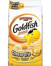 Pepperidge Farm Goldfish Cheese Trio Crackers, 200g