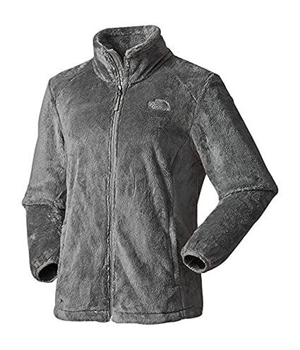 6ac9b0ed1 North Face Women's Osito 2 Fleece Jacket (Medium, Metallic Silver)