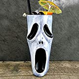 BarConic Tiki Drinkware - Ghost - 15 ounce