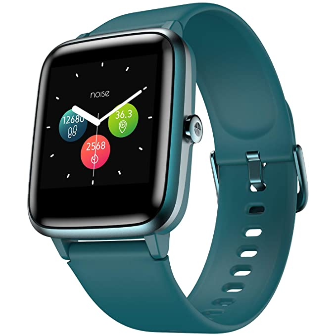 Noise Colorfit Pro 2 Full Touch Control Smart Watch (Teal Green): Amazon.in: Computers & Accessories