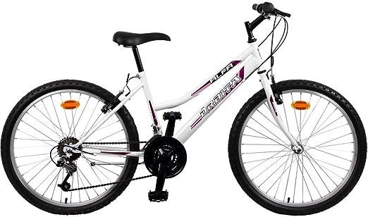 Bicicleta MTB Acero Orbita Alfa M26 18v: Amazon.es: Deportes y ...