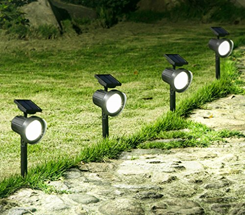 Solar Landscape Lighting Lumens - 1