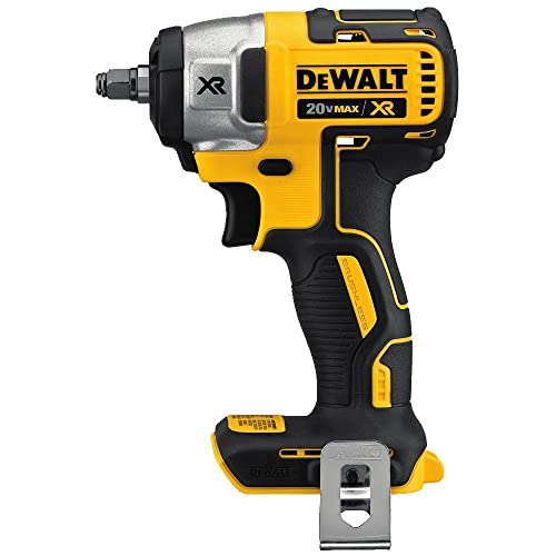 DEWALT 20V MAX XR Cordless Impact Wrench, 3 8-Inch, Tool Only DCF890B