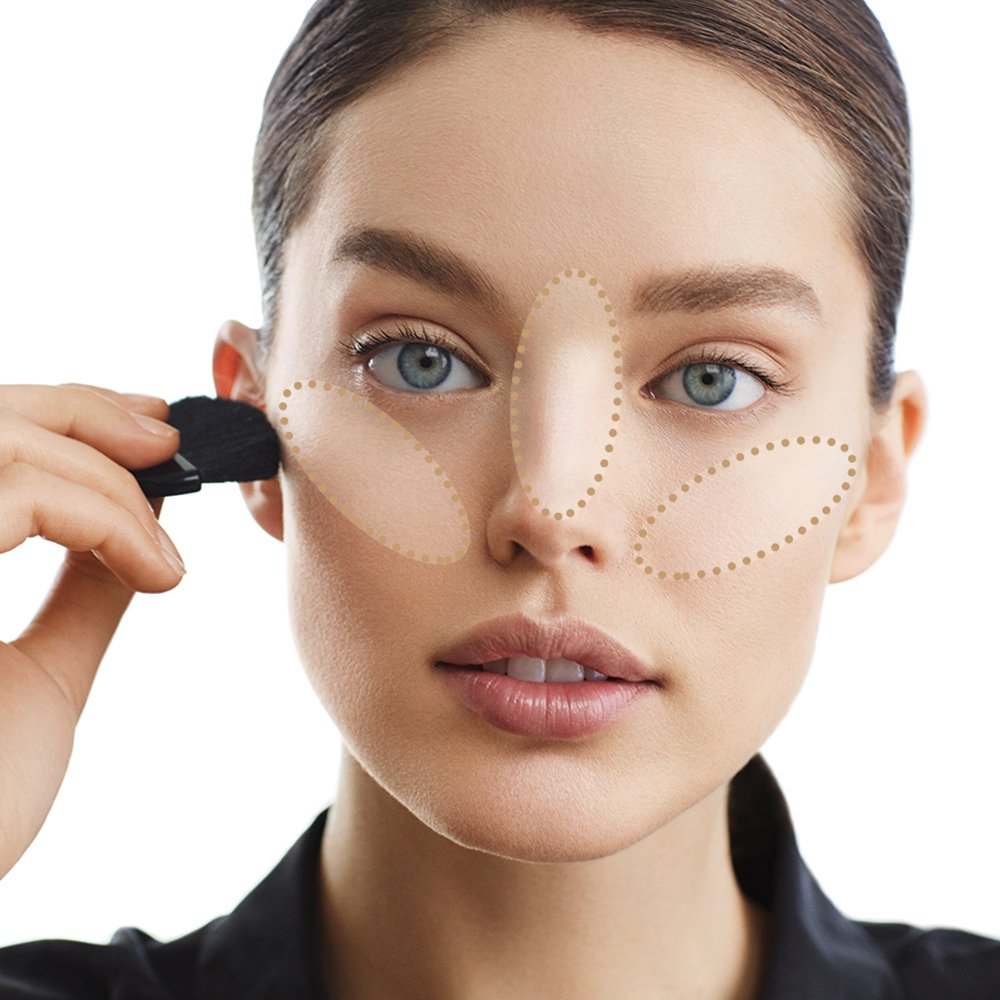 Maybelline Makeup Facestudio Master Contour V Shape Duo Face Powder Contouring Stick Light Shade 024 Oz Beauty