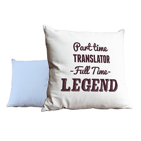 Burgundy parte tiempo traductor tiempo completo Legend azul ...