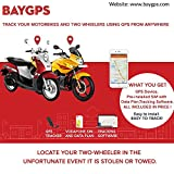 BAYGPS ANTI-THEFT GPS BIKE TRACKING COMPLETE SOLUTION. Everything is included in price. FREE SIM, Data Plan, Tracking Software. No installation required, simply start tracking.