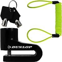 Dunlop - Candado antirrobo para disco de freno