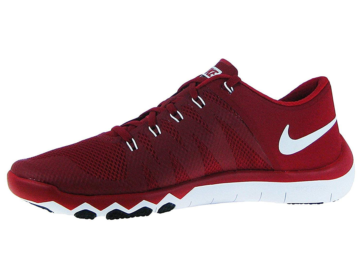 cheap for discount 8defd 00c39 ... best price amazon nike free trainer 5.0 v6 tb 723987 600 mens size 6.5  crimson black