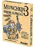 Raven - Munchkin 3, Errori Clericali [Espansione per Munchkin]