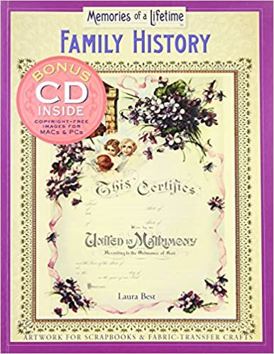 amazon family history memories of a lifetime artwork for